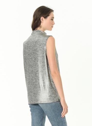Vero Moda Vero Moda Bluz Gümüş